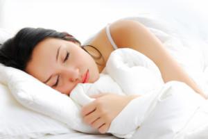 spánok na matraci